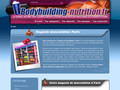 Nutrition musculation Paris